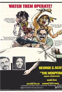 The Hospital (1971) 1080p Poster