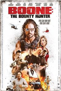 Boone: The Bounty Hunter (2017) 1080p Poster