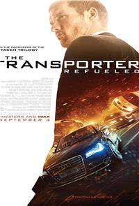 The Transporter Refueled (2015) 1080p Poster