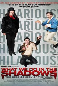 What We Do in the Shadows (2014) Poster