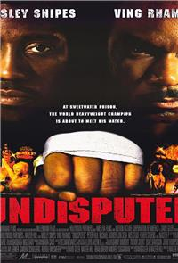 Undisputed (2002) 1080p Poster