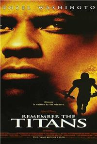 Remember the Titans (2000) 1080p Poster