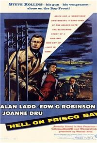 Hell on Frisco Bay (1955) Poster
