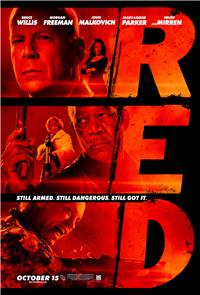 RED (2010) 1080p Poster