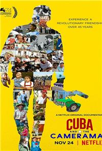 Cuba and the Cameraman (2017) 1080p Poster