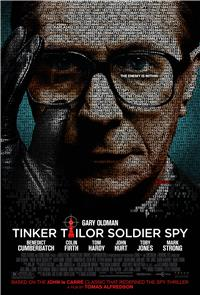 Tinker Tailor Soldier Spy (2011) 1080p Poster
