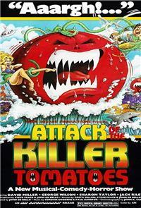 Attack of the Killer Tomatoes! (1978) Poster