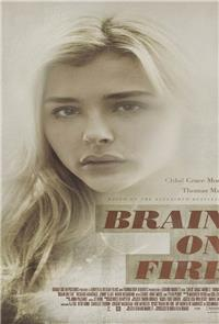 Brain on Fire (2017) Poster