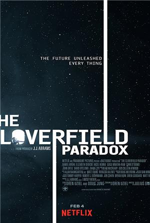 The Cloverfield Paradox (2018) Poster