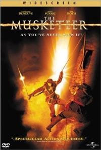 The Musketeer (2001) Poster