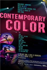 Contemporary Color (2016) Poster