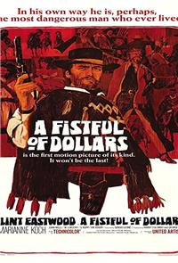 A Fistful of Dollars (1964) 1080p Poster
