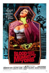 Blood from the Mummy's Tomb (1971) 1080p Poster
