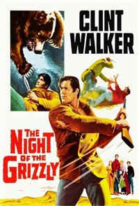 The Night of the Grizzly (1966) Poster