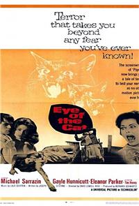Eye of the Cat (1969) Poster