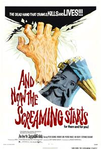And Now The Screaming Starts (1973) 1080p Poster