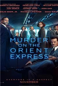 Murder on the Orient Express (2017) 1080p Poster