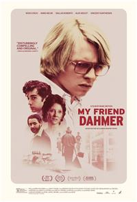 My Friend Dahmer (2017) 1080p Poster