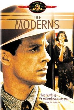The Moderns (1988) Poster