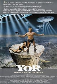 Yor, the Hunter from the Future (1983) 1080p Poster