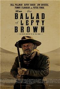 The Ballad of Lefty Brown (2017) 1080p Poster