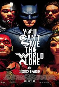 Justice League (2017) 1080p Poster