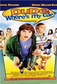Dude, Where's My Car? (2000) 1080p Poster