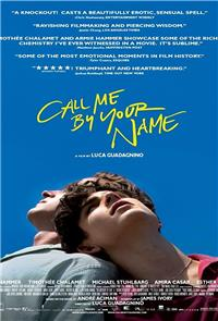 Call Me by Your Name (2017) 1080p Poster