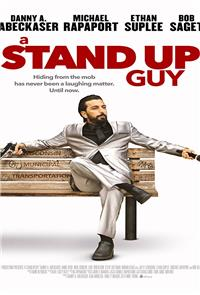 A Stand Up Guy (2016) 1080p Poster
