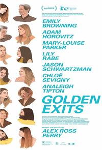 Golden Exits (2017) Poster