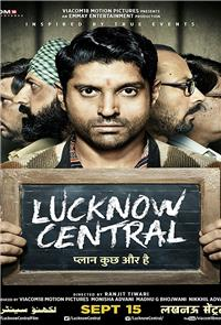 Lucknow Central (2017) 1080p Poster