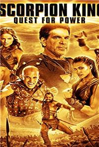 The Scorpion King: Quest for Power (2015) 1080p Poster