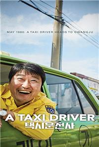 A Taxi Driver (2017) 1080p Poster
