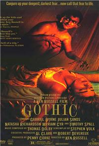Gothic (1986) 1080p Poster