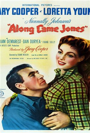 Along Came Jones (1945) Poster