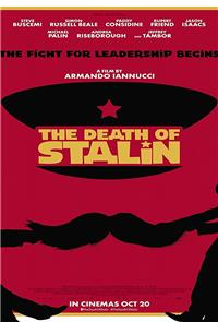 The Death of Stalin (2017) 1080p Poster