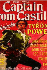 Captain from Castile (1947) 1080p Poster