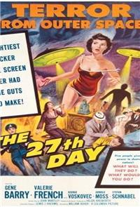 The 27th Day (1957) 1080p Poster