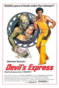 The Devil's Express (1976) Poster