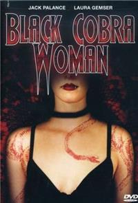 Black Cobra Woman (1976) Poster