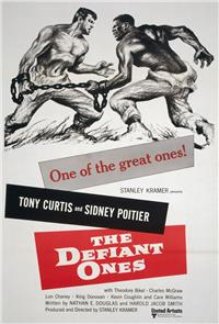 The Defiant Ones (1958) 1080p Poster