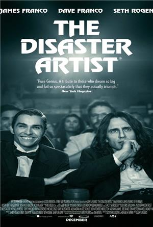 The Disaster Artist (2017) 1080p Poster