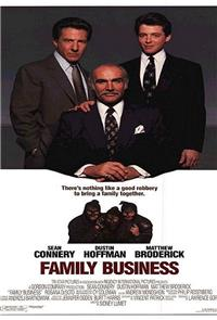Family Business (1989) 1080p poster