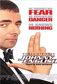 Johnny English (2003) 1080p Poster