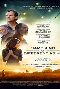 Same Kind of Different as Me (2017) 1080p Poster