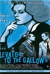 Elevator to the Gallows (1958) 1080p Poster