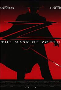 The Mask of Zorro (1998) 1080p Poster