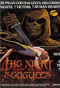 Night of the Seagulls (1975) Poster