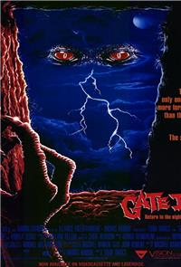 The Gate II: Trespassers (1990) Poster