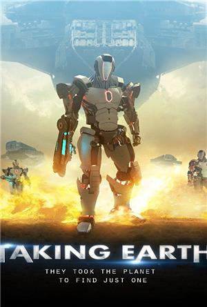Taking Earth (2017) 1080p Poster